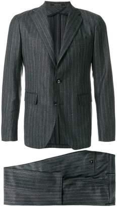 Tagliatore pinstripe formal suit