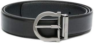 Salvatore Ferragamo Gancio buckle belt