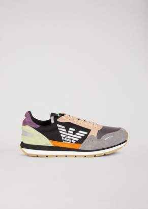 693ed85e22 Women Armani Sneakers - ShopStyle