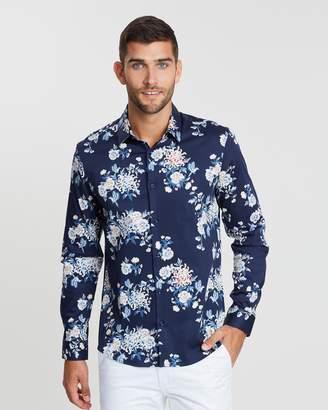 yd. Orient Slim Fit Shirt