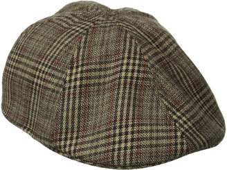 San Diego Hat Company San Diego Hat Co. Men's Plaid Ivy Driver Hat