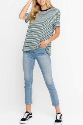 Lush Striped T-Shirt