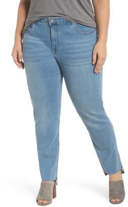 Glamorous Step Hem Jeans