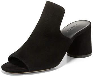 Vince Tanay Suede 65mm Sandal
