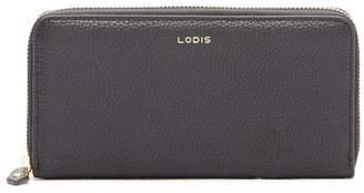 Lodis Colleen Zip-Around Leather Wallet
