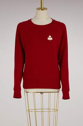 Etoile Isabel Marant Cotton Makati sweatshirt