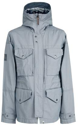Pretty Green Zipthrough 4 Pocket Jacket