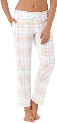 The White Company Check Pajama Bottoms