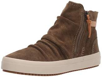Sperry Women's Crest Lug Zone Suede Ankle Boot