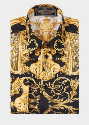Versace Barocco SS'92 Silk Shirt