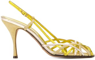 Dolce & Gabbana Pre-Owned 1990's strapped sandals