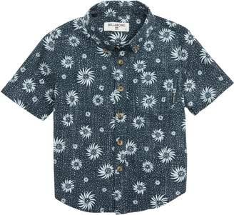 Billabong Sundays Button Front Shirt