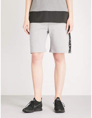Sapopa Lakers cotton-jersey shorts