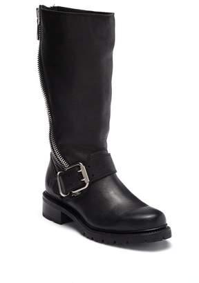 Frye Samantha Zip Tall Boot
