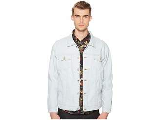 Naked & Famous Denim Power-Stretch Oversized Denim Jacket Men's Coat
