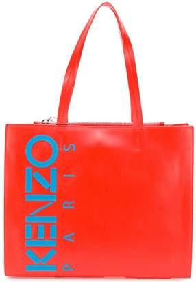 Kenzo small logo tote bag