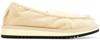 Suicoke ribbed loafer sneakers