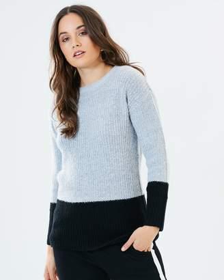 Sass Around The Block Knit