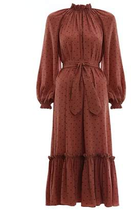 Zimmermann Zippy Swing Dress