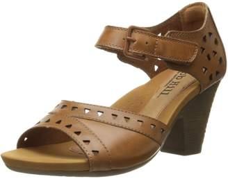 Cobb Hill Rockport Women's Trista-CH Heeled Sandal