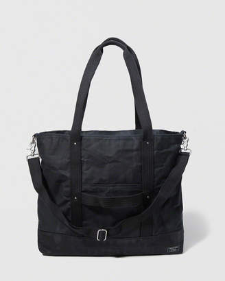 Abercrombie & Fitch Vintage Canvas Tote