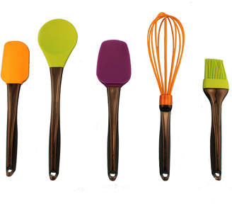 Berghoff Geminis 5Pc Silicone Whisk & Tool Set