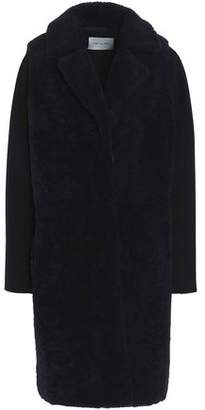 Yves Salomon Eclipse Shearling Coat