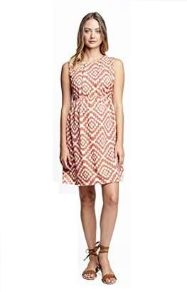 Maternal America Women's Single Pleated Dress