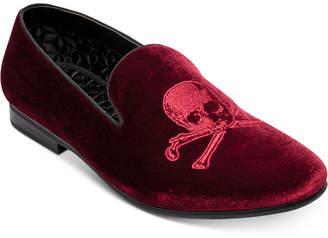 ec327e92c5f0 Steve Madden Men Cranium Velvet Smoking Slippers Men Shoes