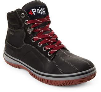 Pajar Canada Black Genaro Waterproof Boots