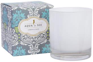 Aqua De Soi Linen & Lace 11Oz Boxed Candle