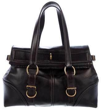 Saint Laurent Leather Handle Bag