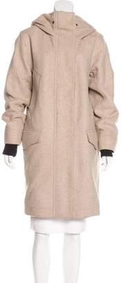 Rag & Bone Wool-Blend Oversize Coat