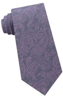 Michael Kors Dancing Halo Paisley Tie
