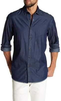 Borgo 28 John Denim Regular Fit Shirt