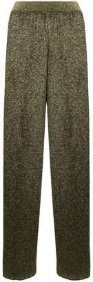 Missoni straight-leg glitter trousers