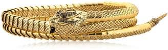 Roberto Cavalli Snake Belt