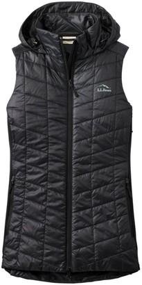 L.L. Bean L.L.Bean Women's Primaloft Packaway Long Vest