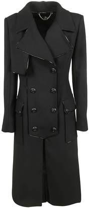 Elisabetta Franchi Celyn B. Double Breasted Coat
