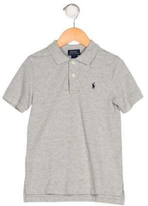 Polo Ralph Lauren Boys' Collar Polo Shirt