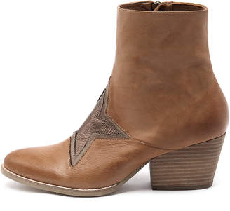 Top end Wallo Dk tan-ash-bronze Boots Womens Shoes Casual Ankle Boots