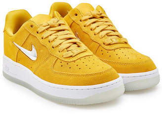 the best attitude 84bc5 db256 Nike Force 1  07 Premium LX Suede Sneakers