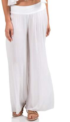 Elan International Palazzo Beach Pant