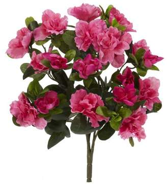 Azalea Nearly Natural 13 Artificial Plant (Set of 4)