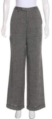 Rag & Bone High-Rise Wide-Leg Pants
