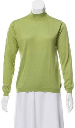 Malo Lightweight Cashmere-Blend Sweater