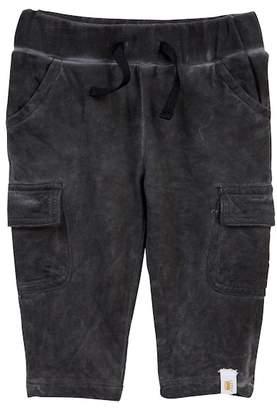 Rosie Pope Fleece Cargo Pants (Baby Boys)