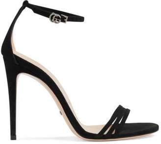 Gucci Suede sandal