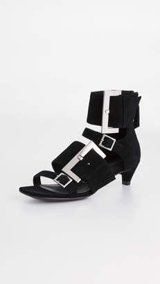 Opening Ceremony Ozzy Buckle Sandals