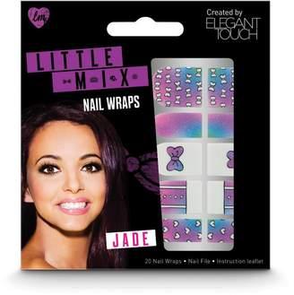 Elegant Touch Little Mix - Jade Nail Wraps